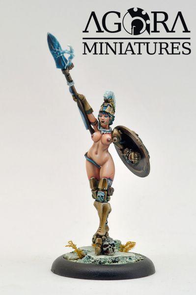 Agora Miniatures AG03-Athena-01