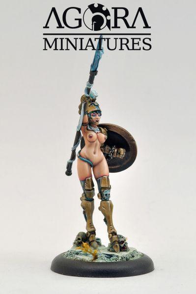 Agora Miniatures AG03-Athena-18
