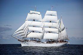 le bateau d'Ajonc à découvrir trouvé par Blucat 1-Statsraad-1