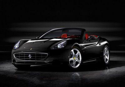 السيارات Ferrari Ferrari_california