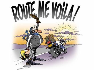 La motarde (de Dijon)… Comics_0009
