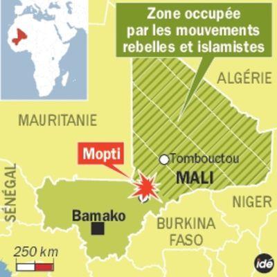 L'intervention militaire française au Mali vise-t-elle à assurer les intérêts d'Areva ? Infographie-Mali-09-01-13