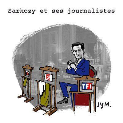 Monde du travail - Page 2 SarkoTV
