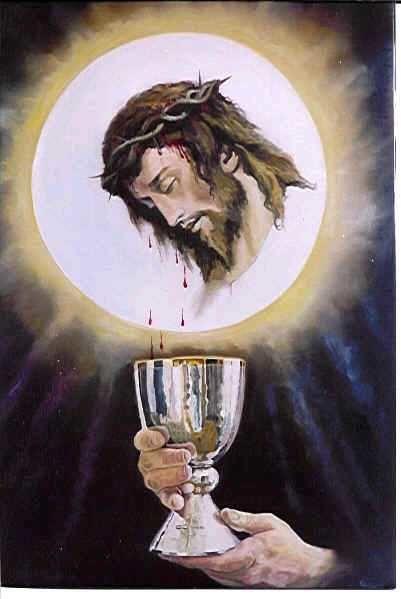 Le témoignage de Catalina, stigmatisée (2003) : La Sainte Messe(2) Pic56062