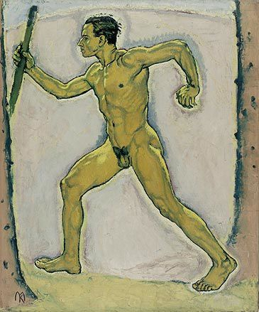 latchodrom quand avatar rime avec culture MOSER-Koloman-Le-Marcheur