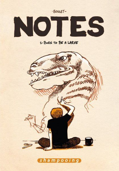 Notes. Notes-tome-1-boulet