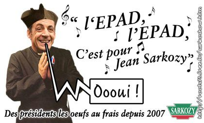 Jean Sarkozy futur président de l'Etablissement public d'aménagement La Défense - Page 2 Sarkozy-gandrange-sarkosi-sarkostique-3