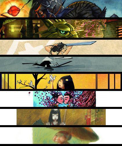 """[AC - ILLUSTRATIONS & TEXTES ILLUSTRES] Artbook """"Aux Frontières de l'Asie"""" Teaser-Artbook-Aux-Frontieres-de-l-Asie"""