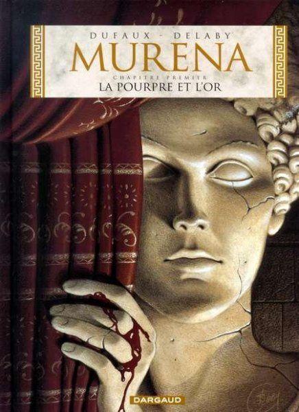 Avis/critiques BD - Page 3 Murena-tome-1-couverture