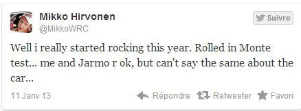 [INFORMATION] Saison 2013  - Page 3 Tweet_mikko_MC_2013