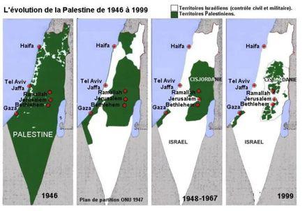 Gaza : la responsabilité directe de la France et de l'Union Européenne - Page 2 Cartes_israel_raye_Palestine