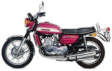 Photos de 3 cylindres SUZUKI Suzuki-gt750