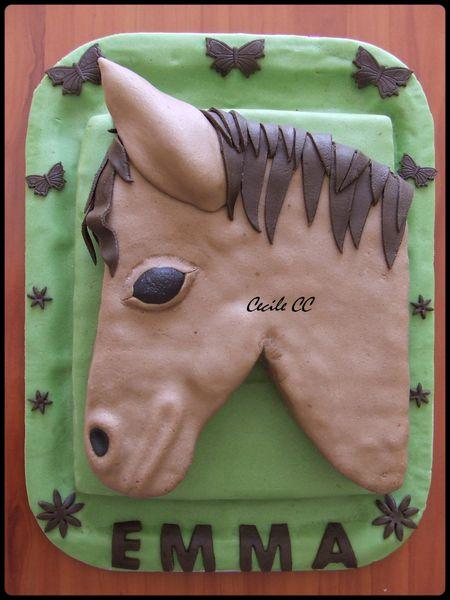 cheval, zèbre et licorne - Page 5 Cheval-2