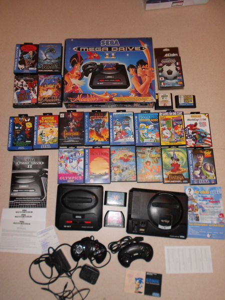Warriors 33 Collection Sega master System  Photo-053