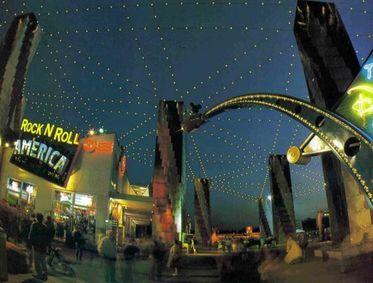 Le ciel étoilé de Disney Village avec ou sans étoiles Disney-village-2