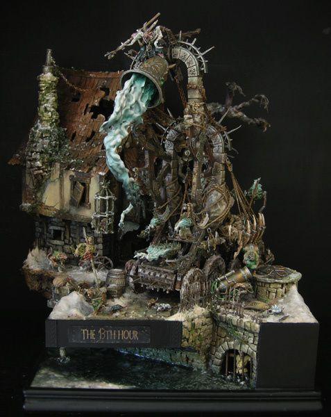 La 13ème heure (Rémy Tremblay)  Diorama-001