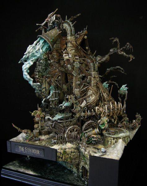 La 13ème heure (Rémy Tremblay)  Diorama-002