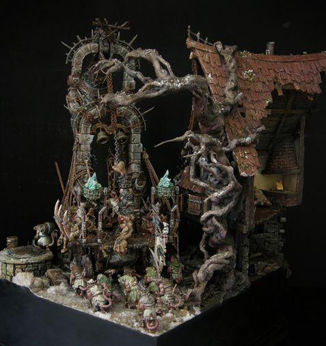 La 13ème heure (Rémy Tremblay)  Diorama-005