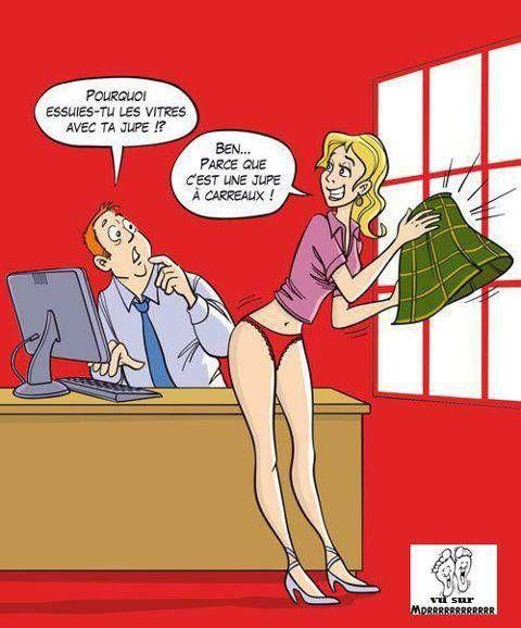 La Blague du Jour en IMAGE. :) Blague-blonde