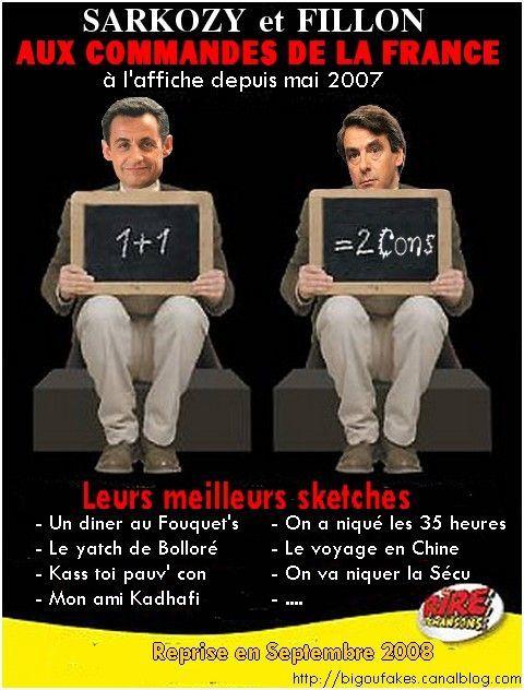 Obama Banania McCain Chaplin Sarkozy-erreurs-sarkostique-3