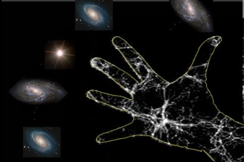 Les implications d'un éventuel contact avec des Extraterrestres Main