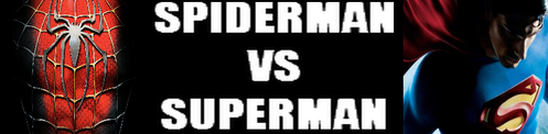 Spiderman VS. Superman Spiderman-contre-superman