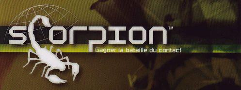 LES MUTATIONS DE L'ARMÉE DE TERRE: LE PROGRAMME SCORPION Logo-Scorpion