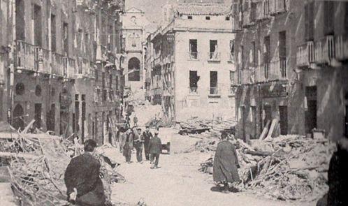 Childfree 1943-Cagliari-bombardamenti