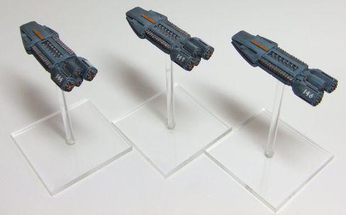 [Firestorm Armada] Flotte Terran WIP Fregates-2