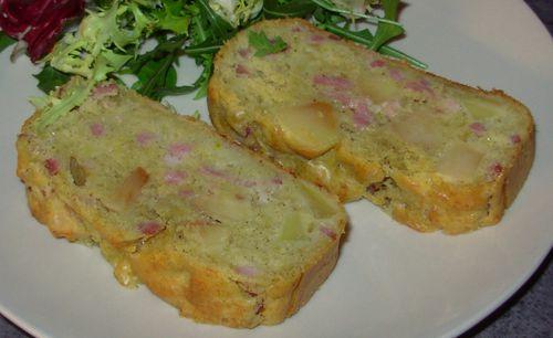 Cake aux pommes, bacon & 4-épices Cake-pommes--bacon--4-epices4