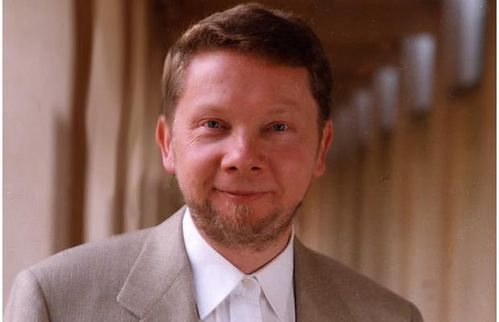 Eckhart TOLLE Eckhart-tolle