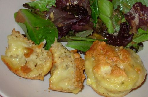 Muffins au reblochon Muffins-au-reblochon5