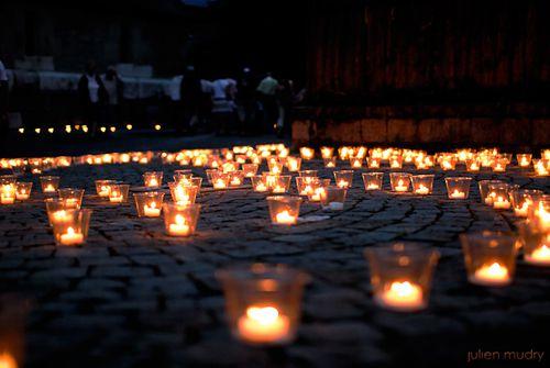BOUGIES  COMMUNES pour le  8 DECEMBRE ♥ Cinq-elements-1682-bougies