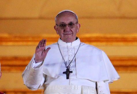 Citation 18/Pierre/l'Église catholique gouvernée par le successeur de Pierre.../ Le-cardinal-Jorge-Mario-Bergoglio-est-le-pape-Francois-Ier_