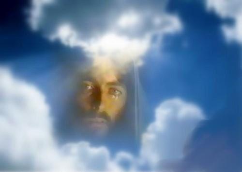 L'Évangile c'est La Lumière qui appelle  à nous convertir pour devenir les Banquiers de Dieu. Jesus-pleure-dans-les-nuages-parousie.over-blog.fr