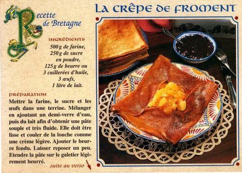 les crêpes... Crepes-bretonnes