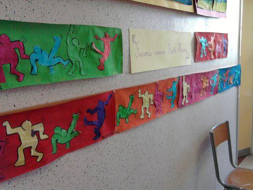 Keith Haring Photo0094v