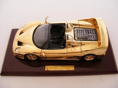 Gold Ransburg McQueen M31822
