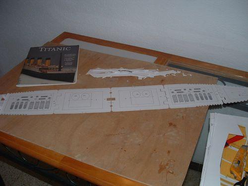 Maquette en carton Maquette-1