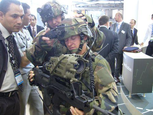 LES MUTATIONS DE L'ARMÉE DE TERRE: LE PROGRAMME SCORPION Fantassins-FELIN