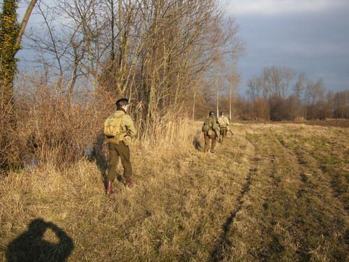 commémoration bataille des Vosges 1945 1er RCP BILD0460