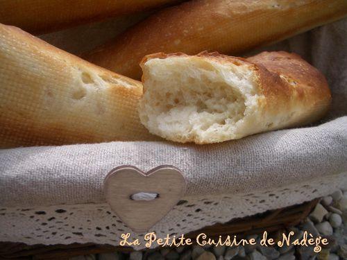 Astuces pour cuire le pain dans votre four Baguettes