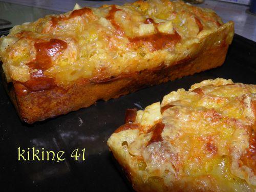 Cake saveurs d'ici et d'ailleurs P9210200