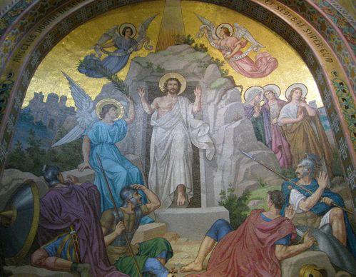 Retour/Rosaire méditation  biblique/photos/  011-RESURRECTION