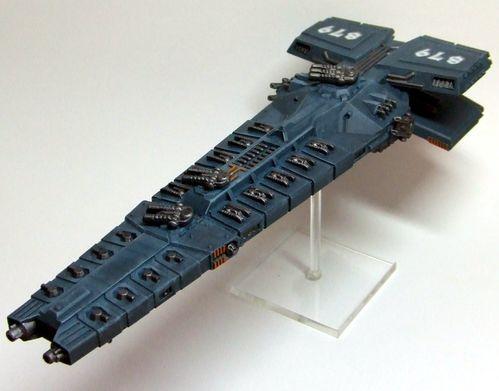 [Firestorm Armada] Flotte Terran WIP Battleship-1