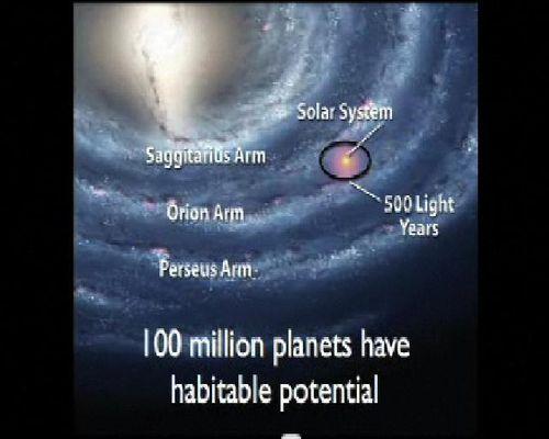 KEPLER MISSION  : Les terres seraient nombreuses.... Planetes-galaxie-2