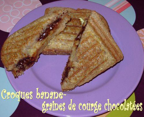 Croques banane-graines de courge chocolatées Croques-banane-graines-de-courge-chocolatees2