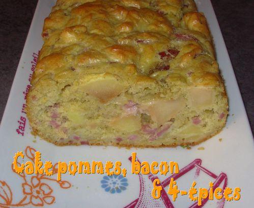 Cake aux pommes, bacon & 4-épices Cake-pommes--bacon--4-epices2