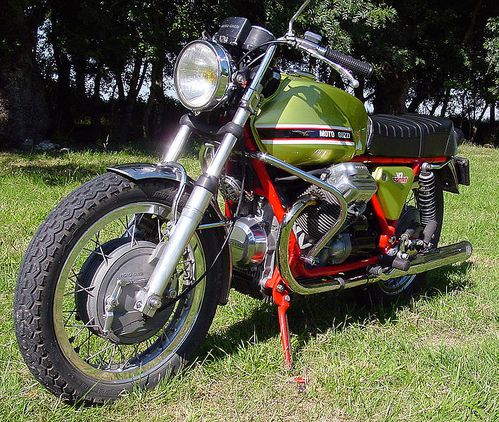 Les motos GUZZI ont 100 ans aujourd'hui 709px-V7Sport72_01
