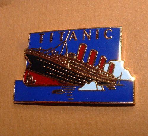 Pin's Titanic Pin-s